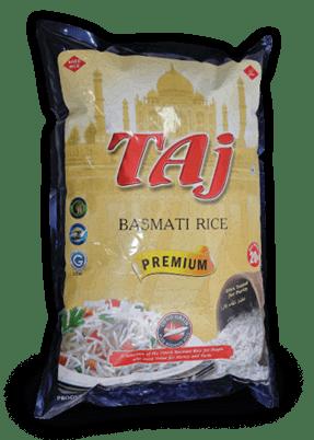 Taj Premium Basmati Rice