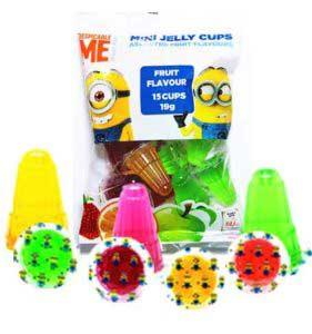 Minions Jelly