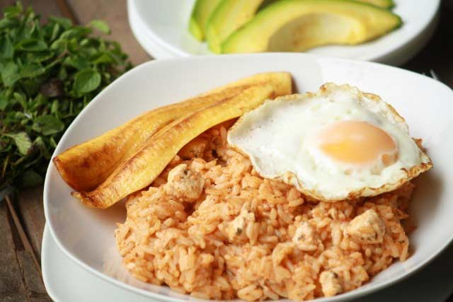 Bolivian Majadito Rice 2