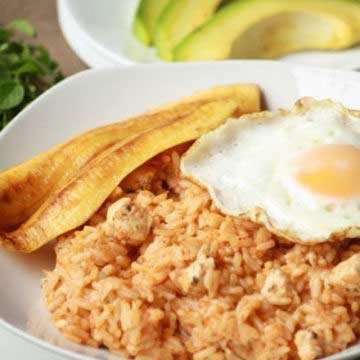Bolivian Majadito Rice Recipe