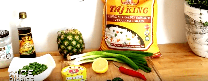 Tuna & Pineapple Recipe Video