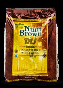 Taj Nutri Brown Rice