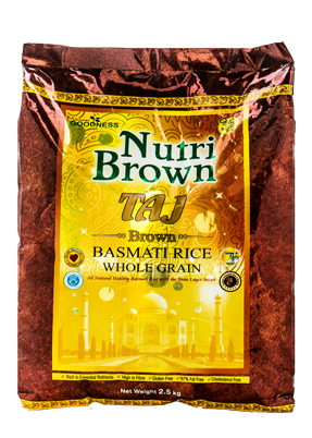 Taj Nutri Brown Rice