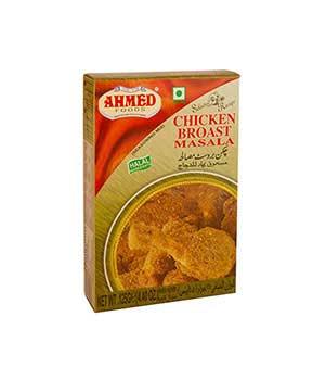 Chicken broast masala