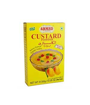 Mango custard powder