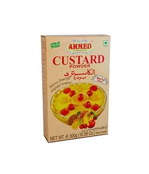 Mixed fruit custard powder
