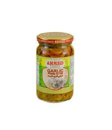 Garlic pickle