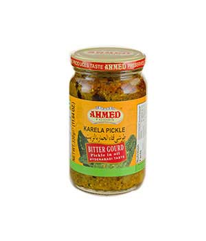 Karela pickle