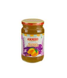 Mango hot chutney
