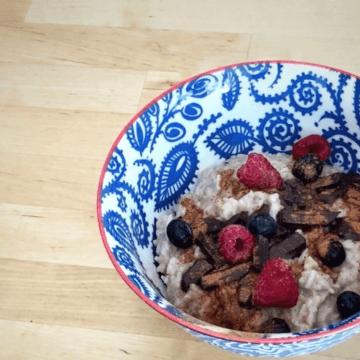 Taj Rice Pudding Video – Sugar Free Rice