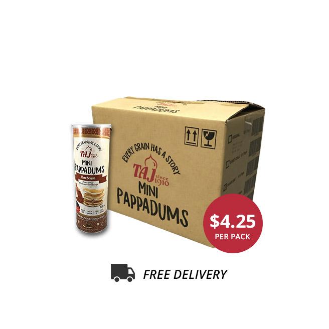 70g Single Flavour Carton – Barbeque