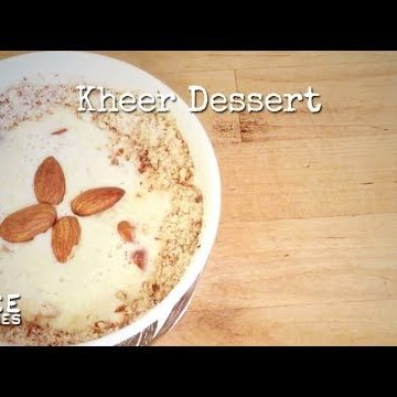 Celebrate Eid Ul-Fitr with this Traditional Sweet Delight – Basmati Rice Kheer