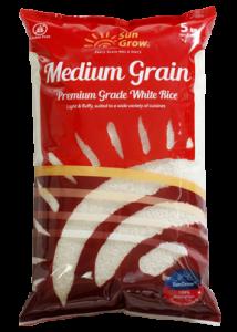 Medium Grain Rice Taj