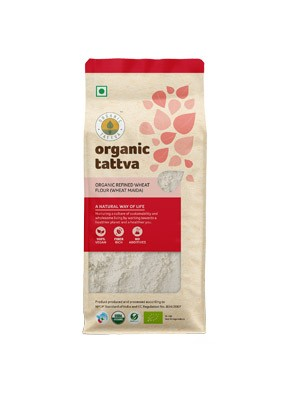Organic Refined Wheat Flour