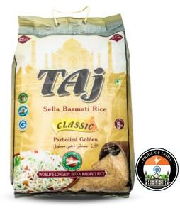 Taj Classic Parboiled