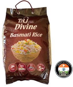 Taj Divine Basmati
