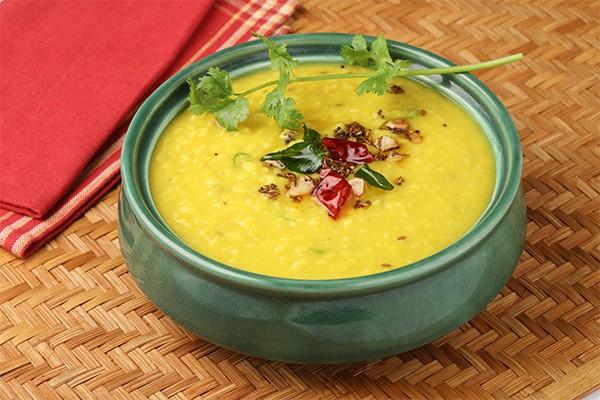Homemade Moong Dal Tadka